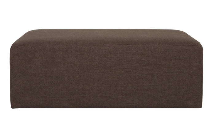 Morten Fabric Ottoman by EQ3.
