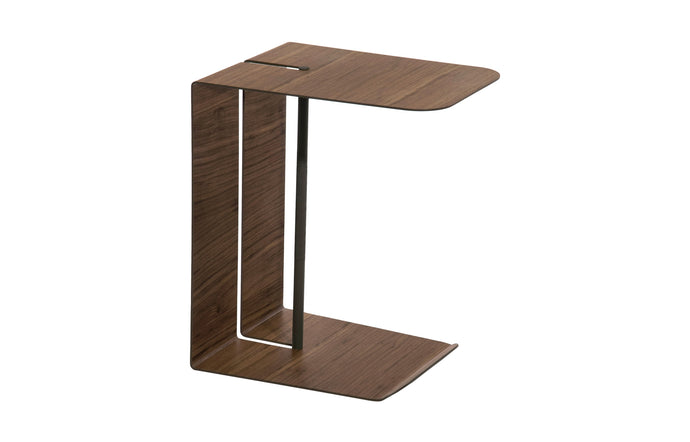 Nassau Side Table by Modloft Black