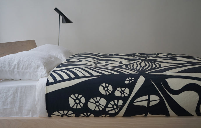 Nature Cotton Bed Cover by Area