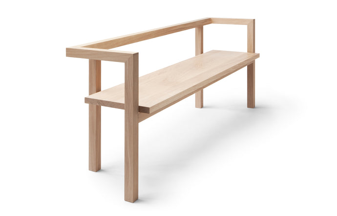 Storia Konstruktio Bench - Birch