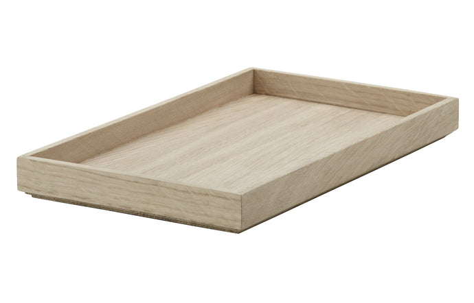 Nomad Tray by Skagerak - Small/Natural Oak Wood.