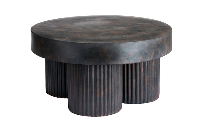 Gear Coffee Table by Norr11 - Low: 14.6