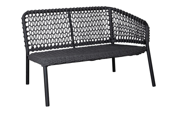 Ocean Outdoor 2-Seater Sofa Module by Cane-Line - Left Module, No Cushion Set.