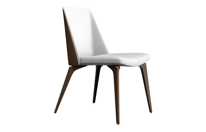 Orchard Dining Chair by Modloft Black.