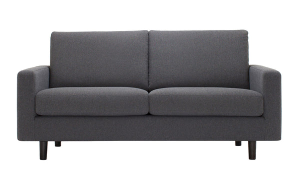 Oskar Fabric Loveseat by EQ3.