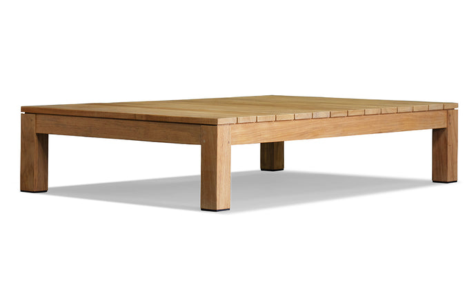 Pacific Coffee Table by Harbour - Natural Teak Wood.