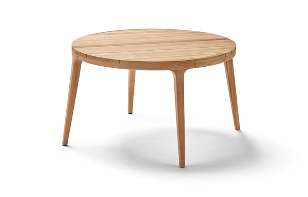 Paralel Round Dining Table by Point.