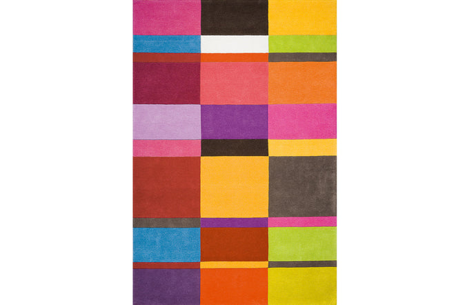 Patch 181.003.990 Hand Tufted Rug by Ligne Pure.