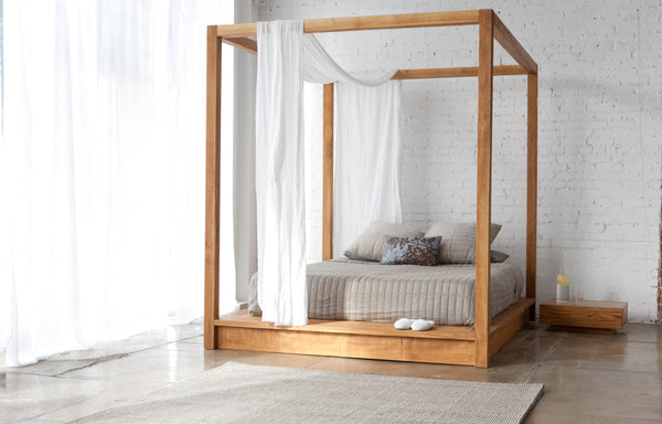 PCH Canopy Bed by MASHstudios - Queen