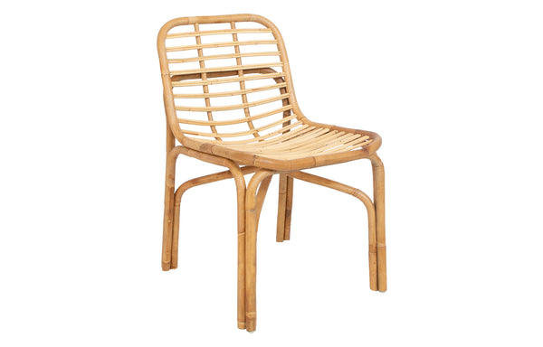 Peak Rattan Dining Chair by Cane-Line - Natural Rattan.