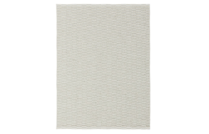 Pemba Powder Green Rug by Brita.