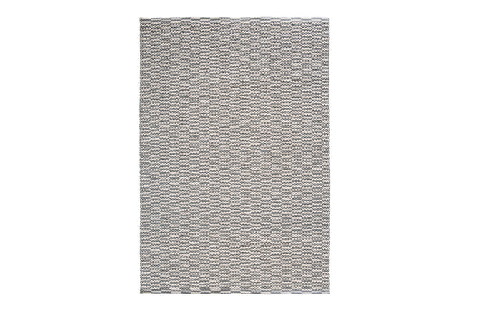 Pemba Steel Rug by Brita.