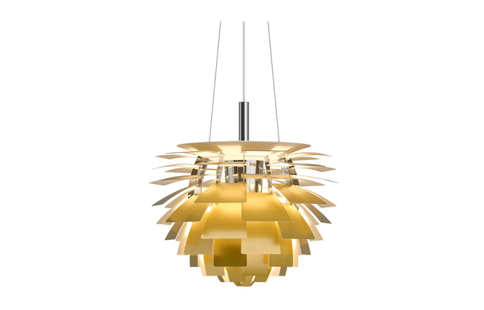 PH Artichoke Indoor Pendant Light by Louis Poulsen - 18.8