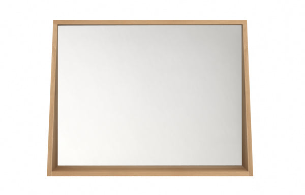 Qualitime Oak Wall Mirror by Ethnicraft - 35