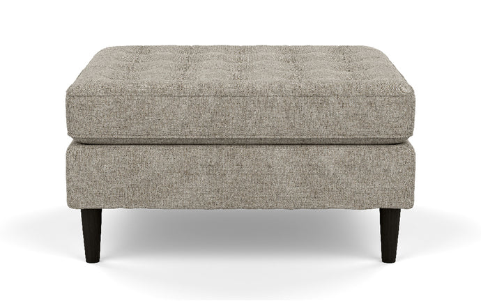 Reverie Fabric Ottoman by EQ3.