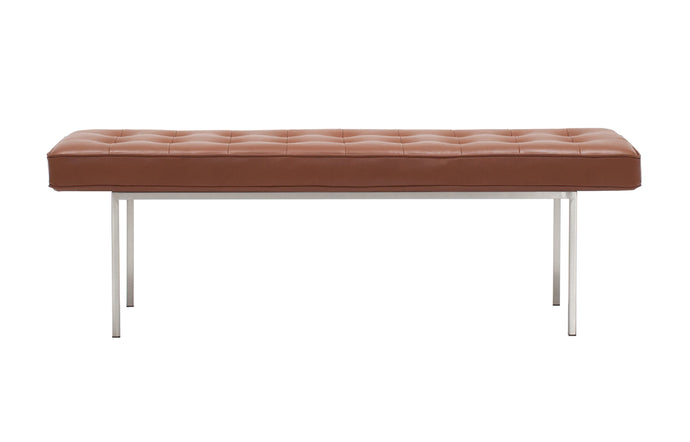 Reverie Leather Bench by EQ3.