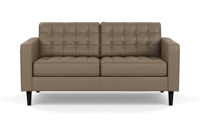 Reverie Leather Loveseat by EQ3.