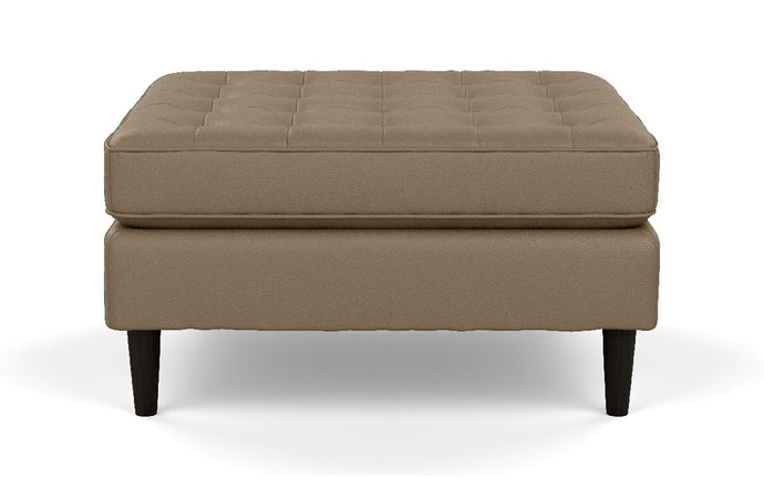 Reverie Leather Ottoman by EQ3.