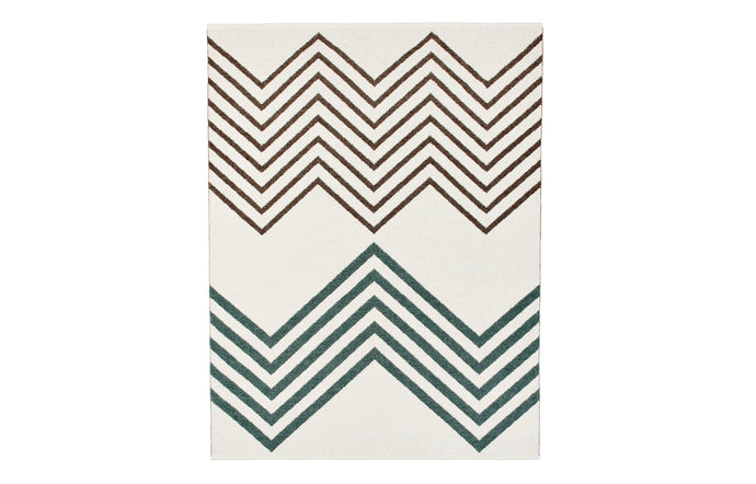 Sapmi Green Rug by Brita.
