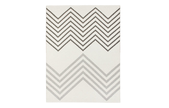 Sapmi Grey Rug by Brita.
