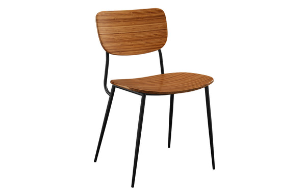 Soho Amber Dining Chair by Greenington - Amber Wood.