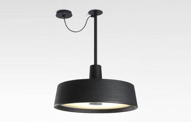 Soho Outdoor C Fixed Stem Suspension Light with LED by Marset.