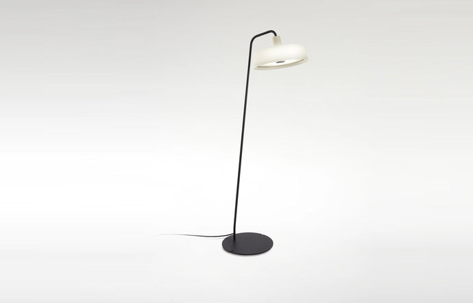 Soho Outdoor Floor Lamp by Marset - Sand