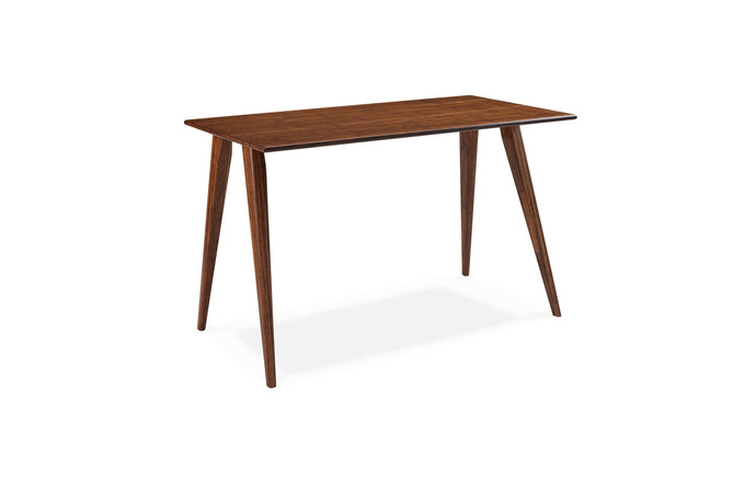 Studio Exotic Line Desk by Greenington - Exotic Wood.