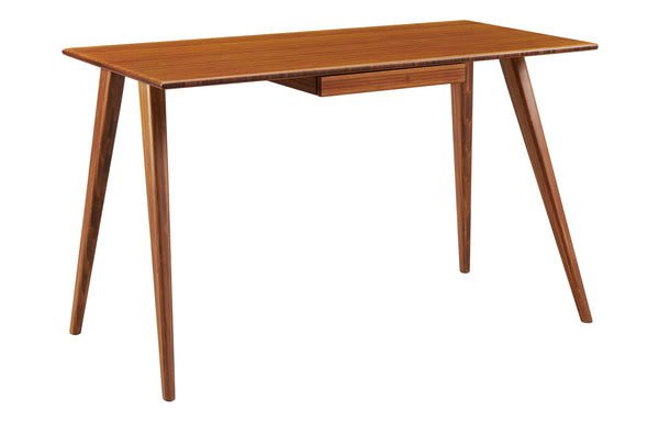 Studio Plus Desk by Greenington - Amber Solid Wood.