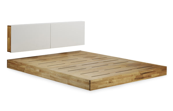 LAX Platform Bed by Mash - Lax Platform + Headboard - Queen