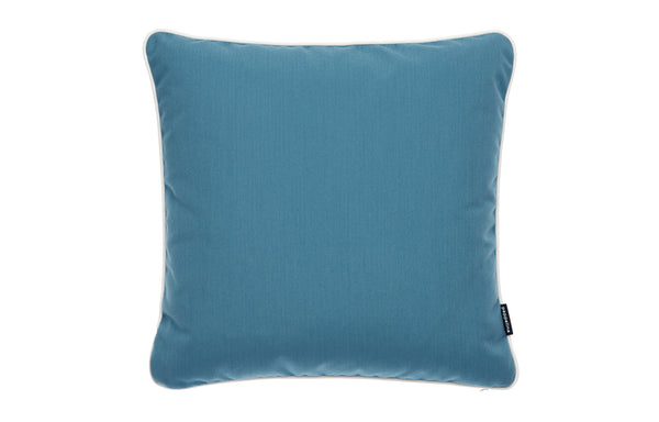 Sunny Petrol Indoor & Outdoor Cushion by Pappelina - 17