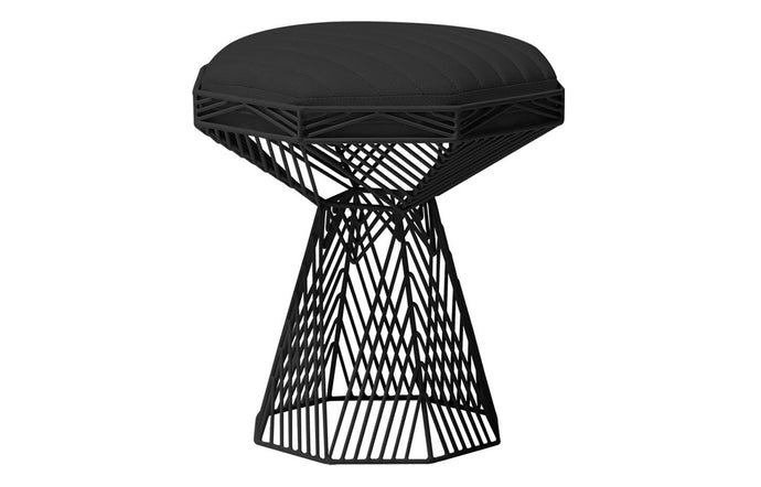 Switch Table/Stool by Bend - Black