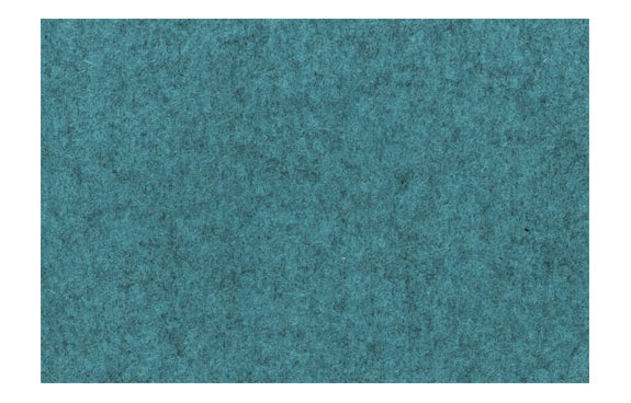 Turquoise Camira Wool (Sample)