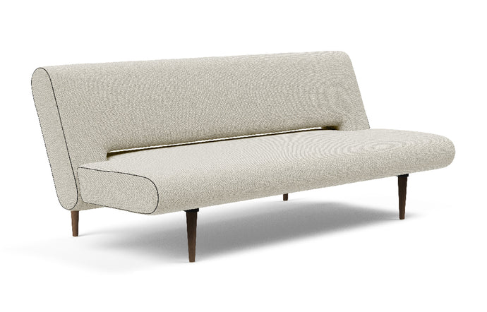 Unfurl Sofa Bed by Innovation - 527 Mixed Dance Natural.