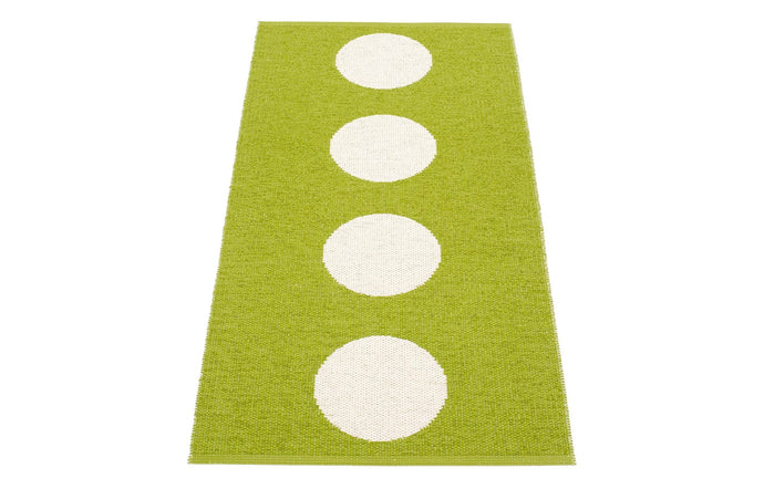 Vera Apple & Vanilla Runner Rug by Pappelina - 28