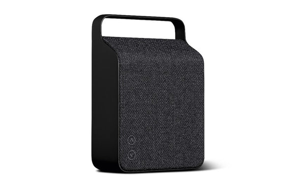 Vifa Oslo Wireless Speaker by Vifa - Slate Black.