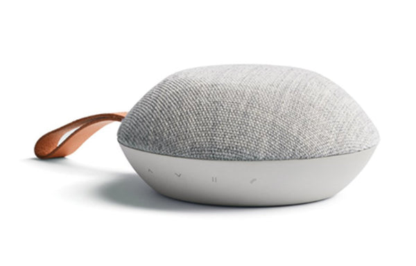 Vifa Reykjavik Wireless Speaker by Vifa - Sandstone Grey.
