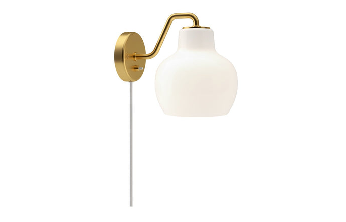 VL Indoor Ring Crown Wall Lamp by Louis Poulsen - 1x40W E26.