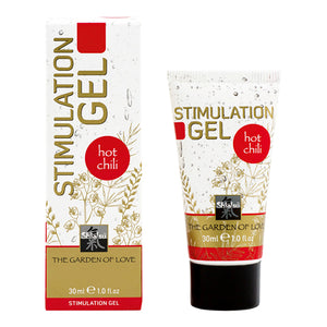Shiatsu stimulerende gel - Hot Chili-Stimulerende gel-Purple Pleasure People