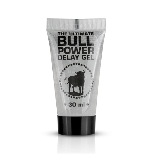 Bull Power Delay Gel-Purple Pleasure People