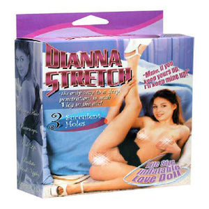 Dianna Stretch Love Doll-Opblaaspoppen-Purple Pleasure People