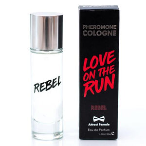 Rebel Feromonen Spray - Man/Vrouw-Geurtjes-Purple Pleasure People