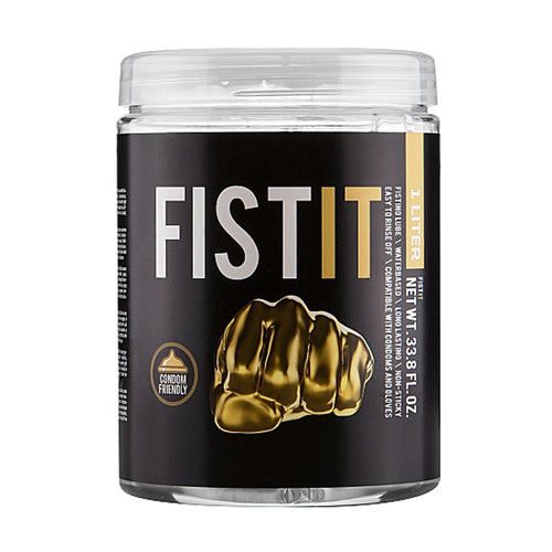 Fistit Jar - 1000ml-Glijmiddel-Purple Pleasure People