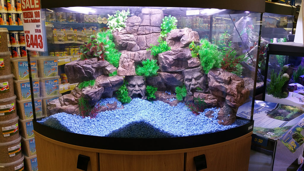 Jungle Bob Aquarium Ledge Small 8227