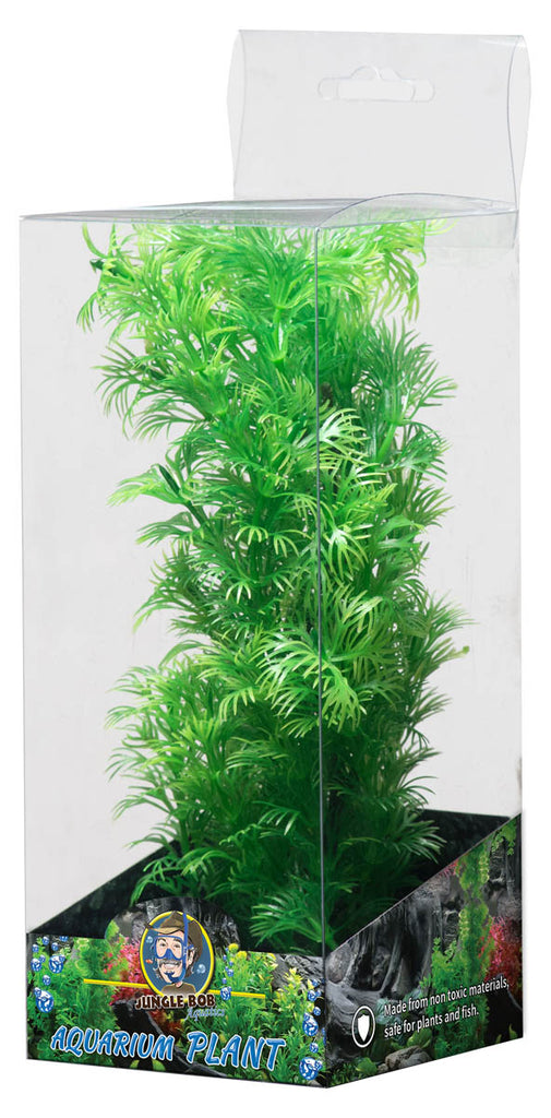 "Jungle Bob Aquarium Plant Small (7""- 9.5"") 8532"