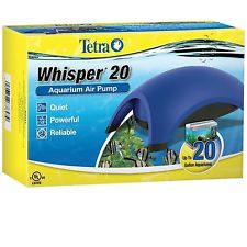 77847  TETRA WHISPER 20 AIR PUMP