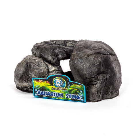 Jungle Bob Aquarium Stone Small Grey 8213
