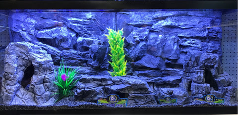 Jungle Bob Grey Rock Aquarium Bundle for 55/75G Tank 10554