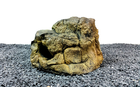 Image of Jungle Bob Aquarium Cave Medium Beige