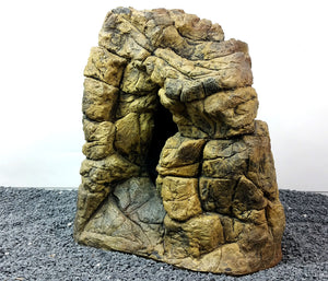 Jungle Bob Aquarium Cave XX-Large Beige 7181